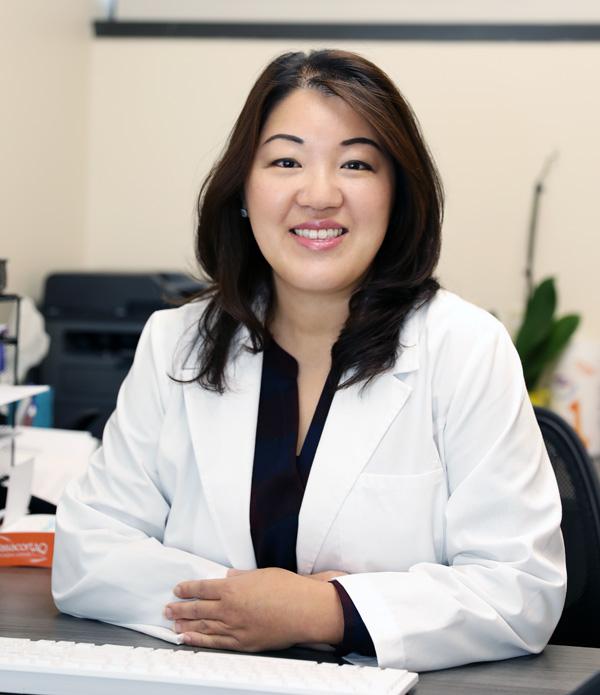 Dr. Jeniffer Suh - Pediatrics